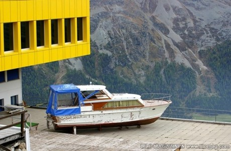 LA Marmite, ST Moritz, Swiss