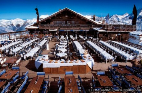LE Cap Horn, Courchevel 1850, Perancis